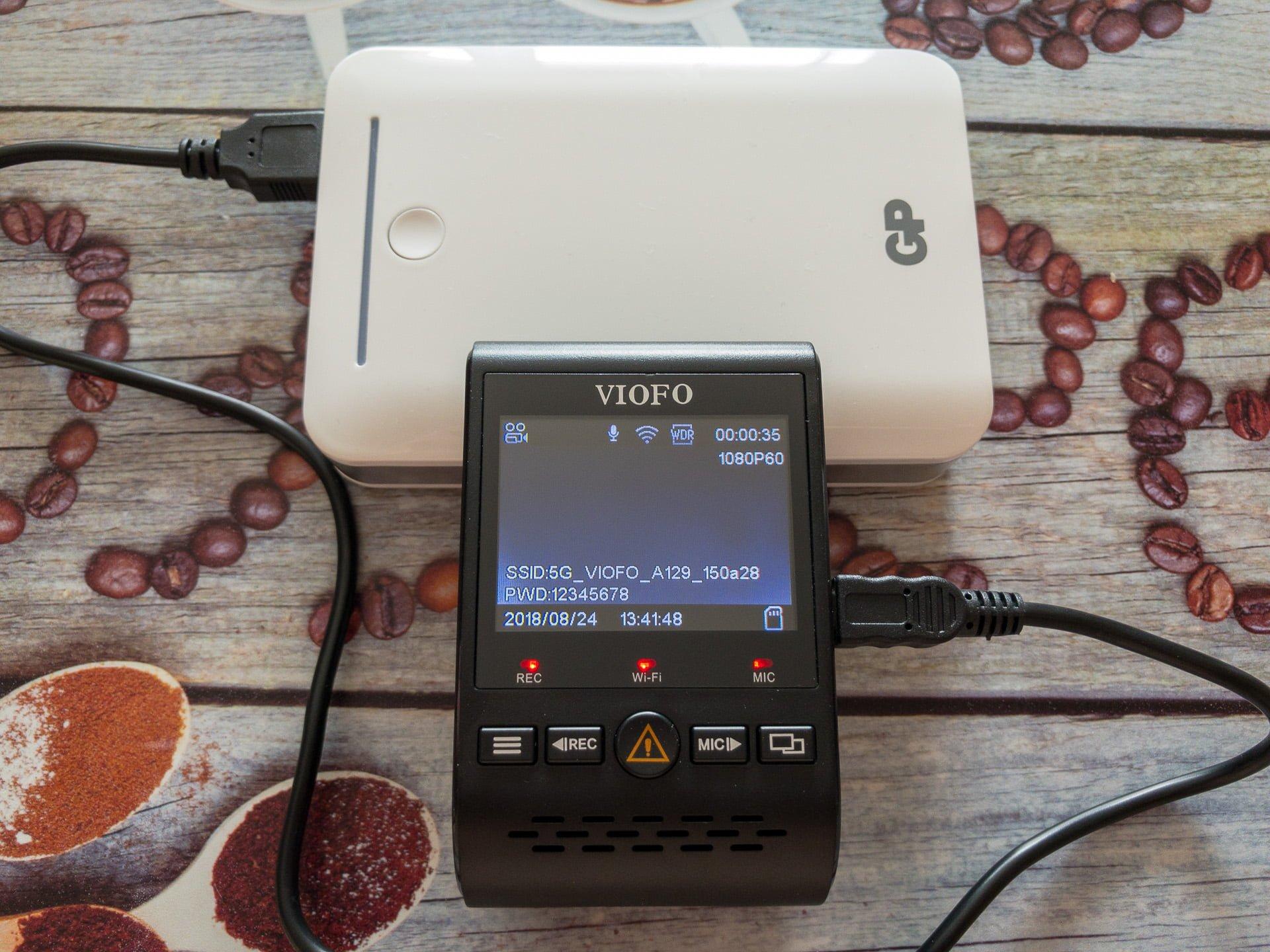 Rejestrator Viofo A129 Duo - król nocy (recenzja + kod zniżkowy dla czytelników) 30