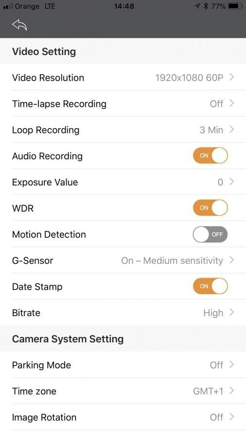 Rejestrator Viofo A129 Duo - król nocy (recenzja + kod zniżkowy dla czytelników) 27