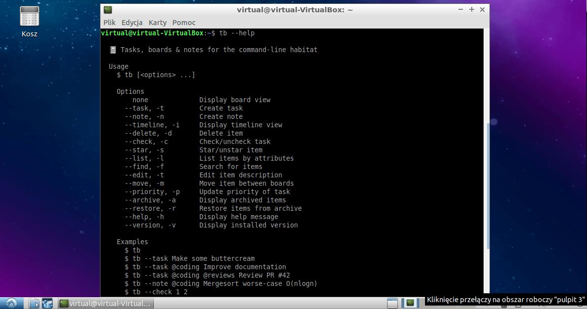 Tabletowo.pl Lista rzeczy do zrobienia w Terminalu Linuksa? W sumie czemu nie? Linux Porady Ubuntu