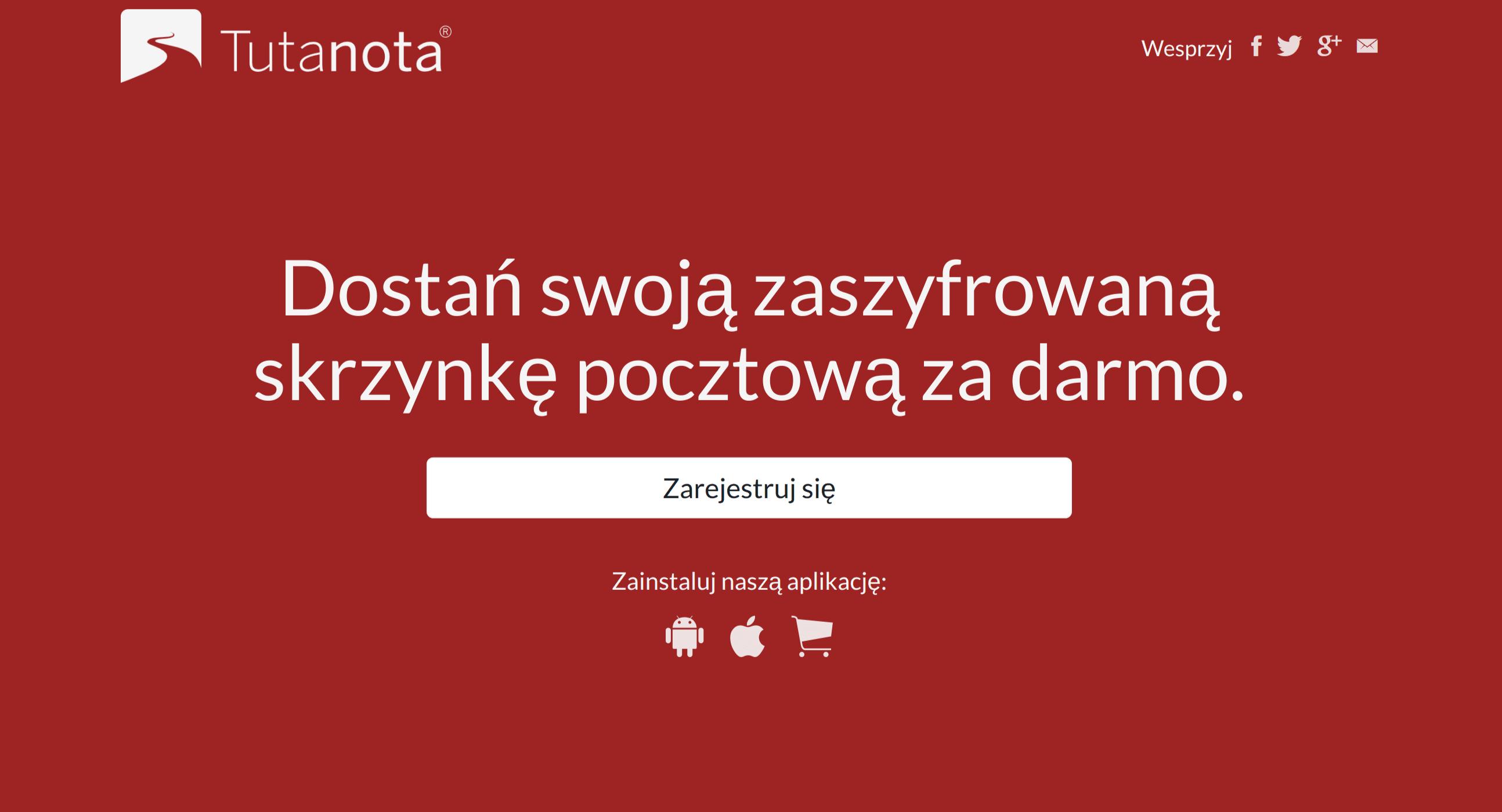 W F-Droid pojawiła się aplikacja Tutanota - otwartoźródłowa skrzynka pocztowa z szyfrowaniem end-to-end 22
