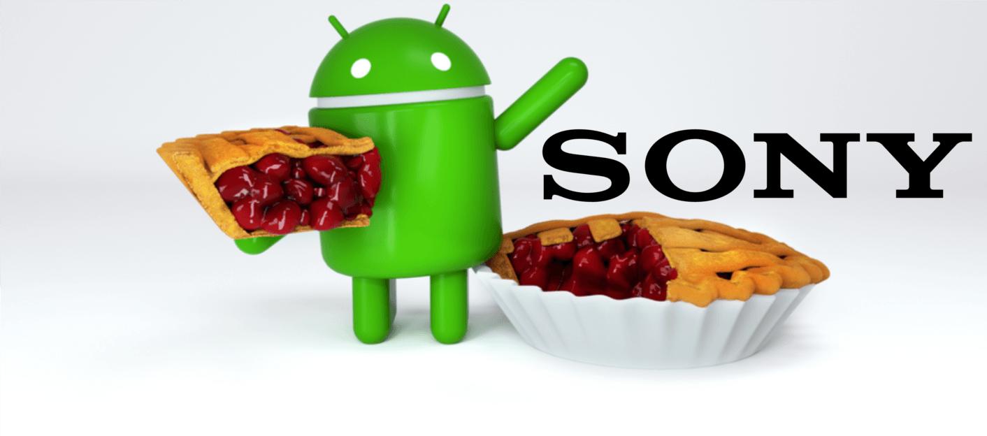 Sony: od września zaczynamy aktualizować smartfony do Androida 9.0 Pie 23