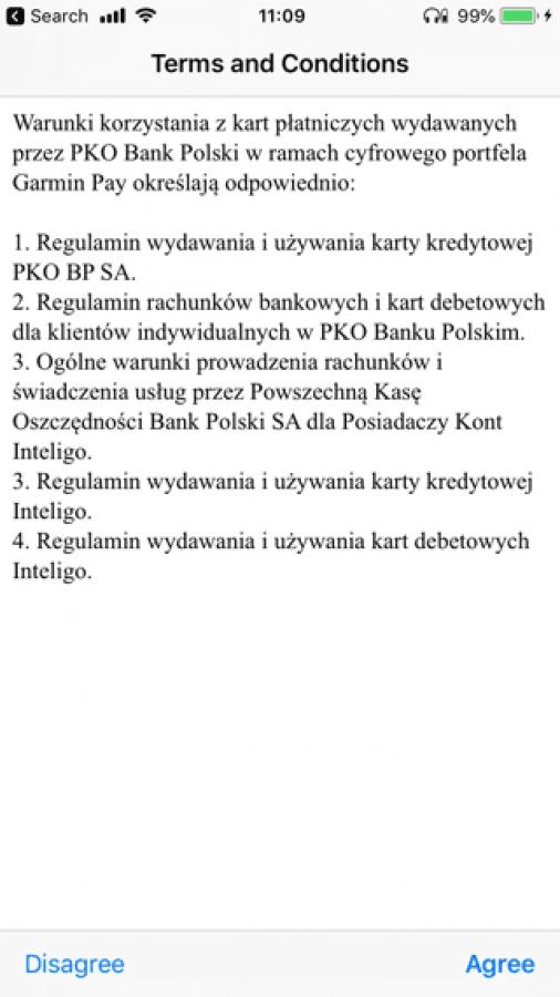 PKO BP szykuje się na Apple Pay. W kolejce czeka też Garmin Pay 19