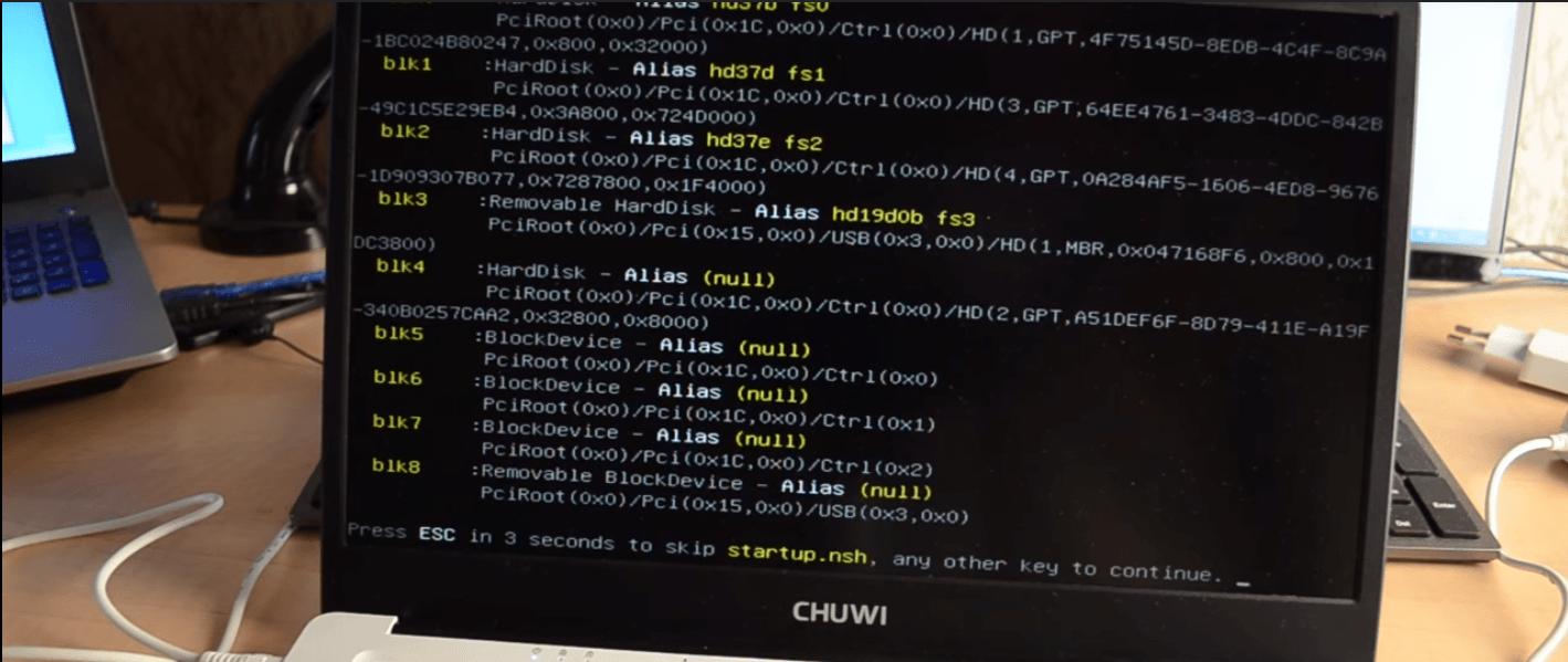 Chuwi LapBook 12.3: jak zainstalować sterowniki dźwięku, Linuksa, zaktualizować BIOS i nieco poprawić touchpad (poradnik) 19