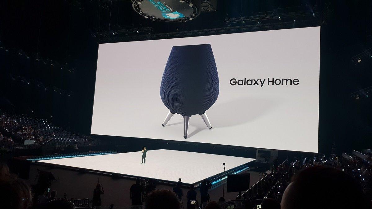 Minął trzeci kwartał 2019 roku, a inteligentnego głośnika Samsung Galaxy Home jak nie było, tak nie ma 17