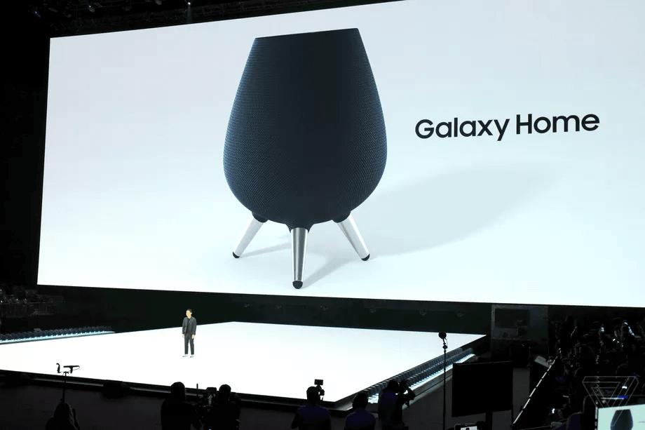 W tym roku grilla nie będzie: Samsung Galaxy Home Mini tylko dla wybranych
