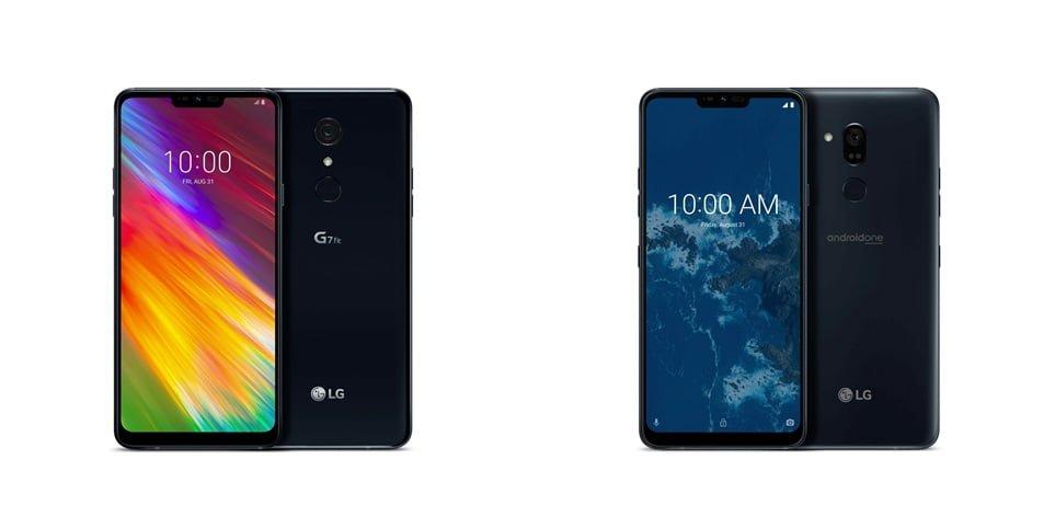 Pojawiają się LG G7 One i G7 Fit - z procesorami Qualcomma, które już teraz mają rok lub dwa 23