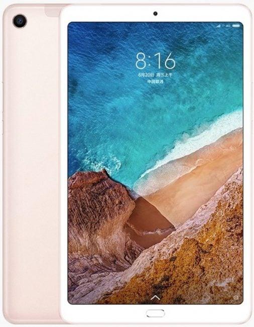 Pierwsza plotka, jeden dzień, premiera - Xiaomi Mi Pad 4 Plus oficjalnie 23