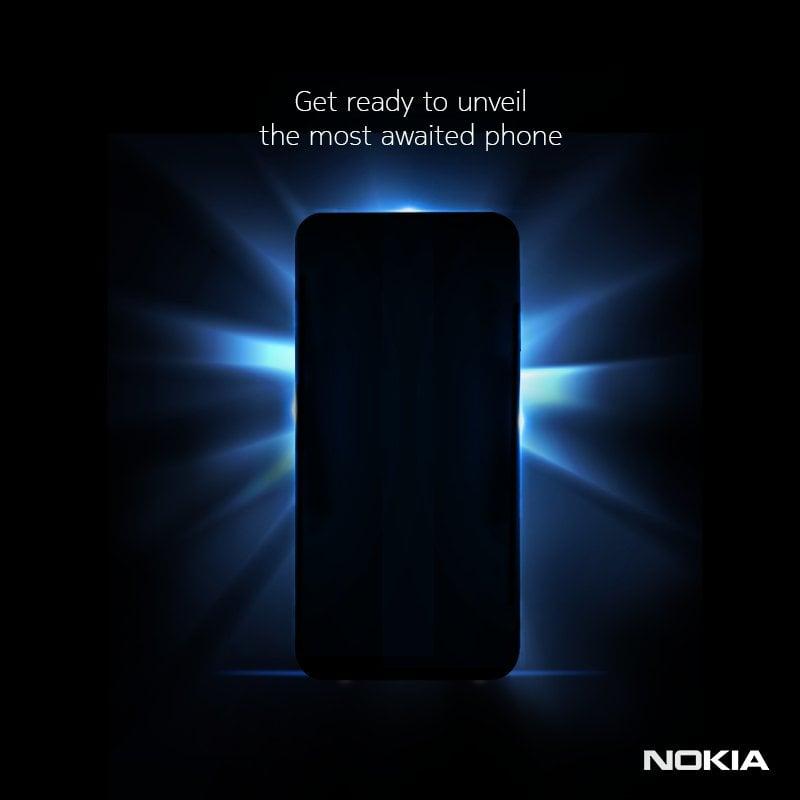 """Tabletowo.pl HMD Global 21 sierpnia pokaże """"jeden z najbardziej oczekiwanych telefonów"""". Nokia 6.2 cala superflagowiec? A może Nokia 9? Nokia Smartfony Zapowiedzi"""