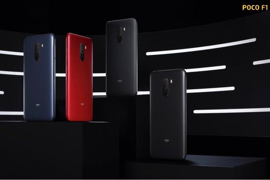 Pierwszy smartfon indyjskiej podmarki Xiaomi. Poco F1 to pocisk w stronę OnePlusa 6 - jak na flagowca, jest turbo tani 22