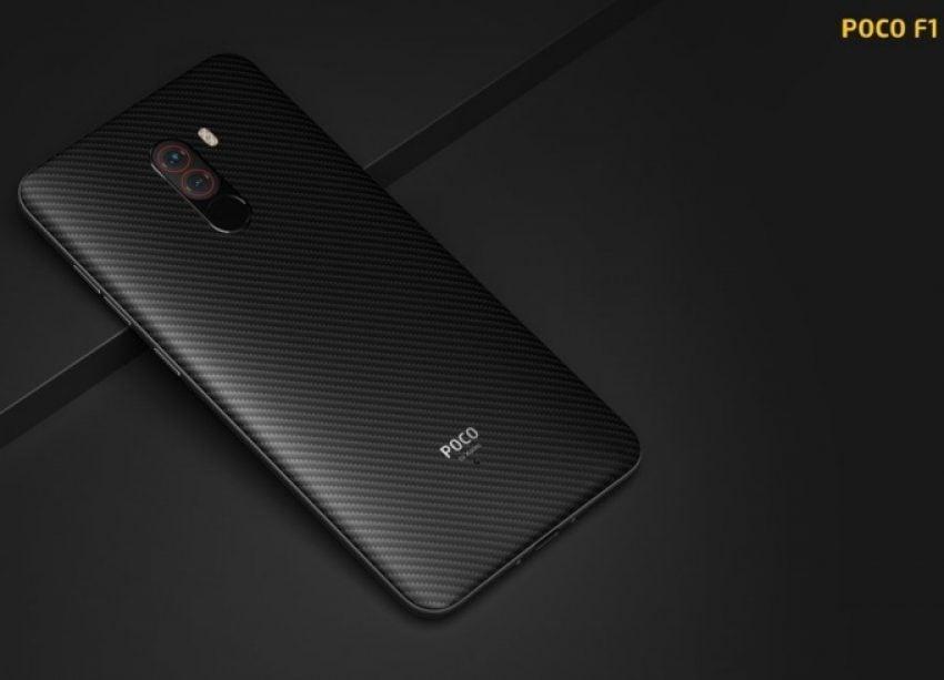 Pierwszy smartfon indyjskiej podmarki Xiaomi. Poco F1 to pocisk w stronę OnePlusa 6 - jak na flagowca, jest turbo tani 28