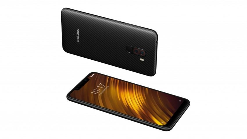 Pierwszy smartfon indyjskiej podmarki Xiaomi. Poco F1 to pocisk w stronę OnePlusa 6 - jak na flagowca, jest turbo tani 26