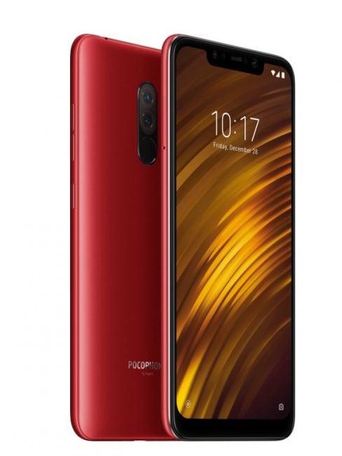 Pierwszy smartfon indyjskiej podmarki Xiaomi. Poco F1 to pocisk w stronę OnePlusa 6 - jak na flagowca, jest turbo tani 32