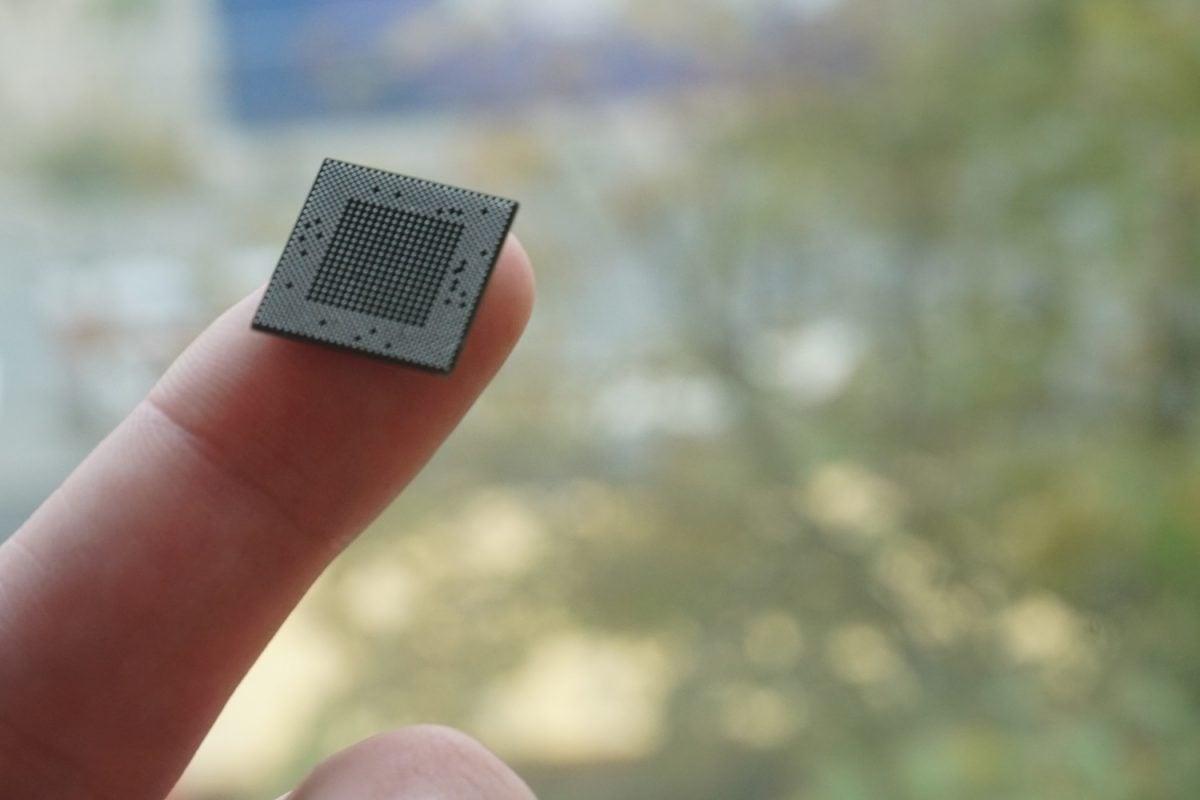procesor Huawei HiSilicon Kirin processor