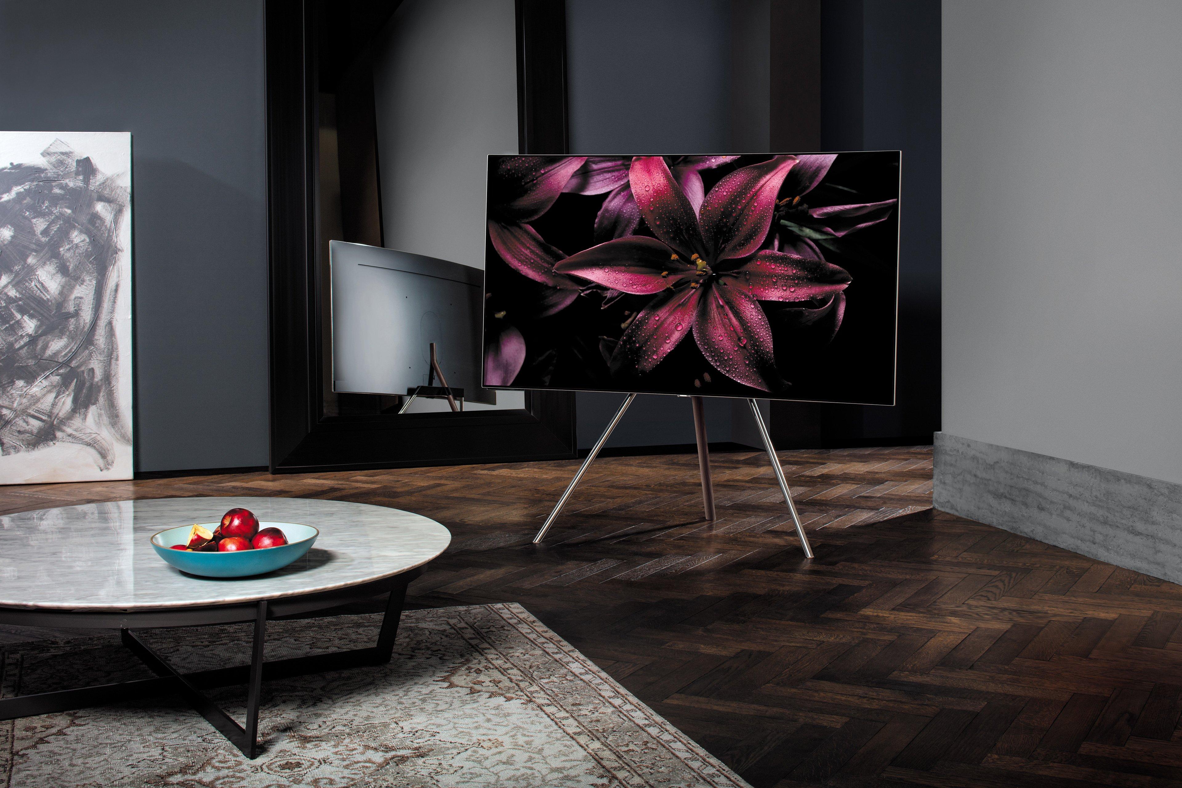 QLED - telewizor z tuningowanym panelem LCD 24