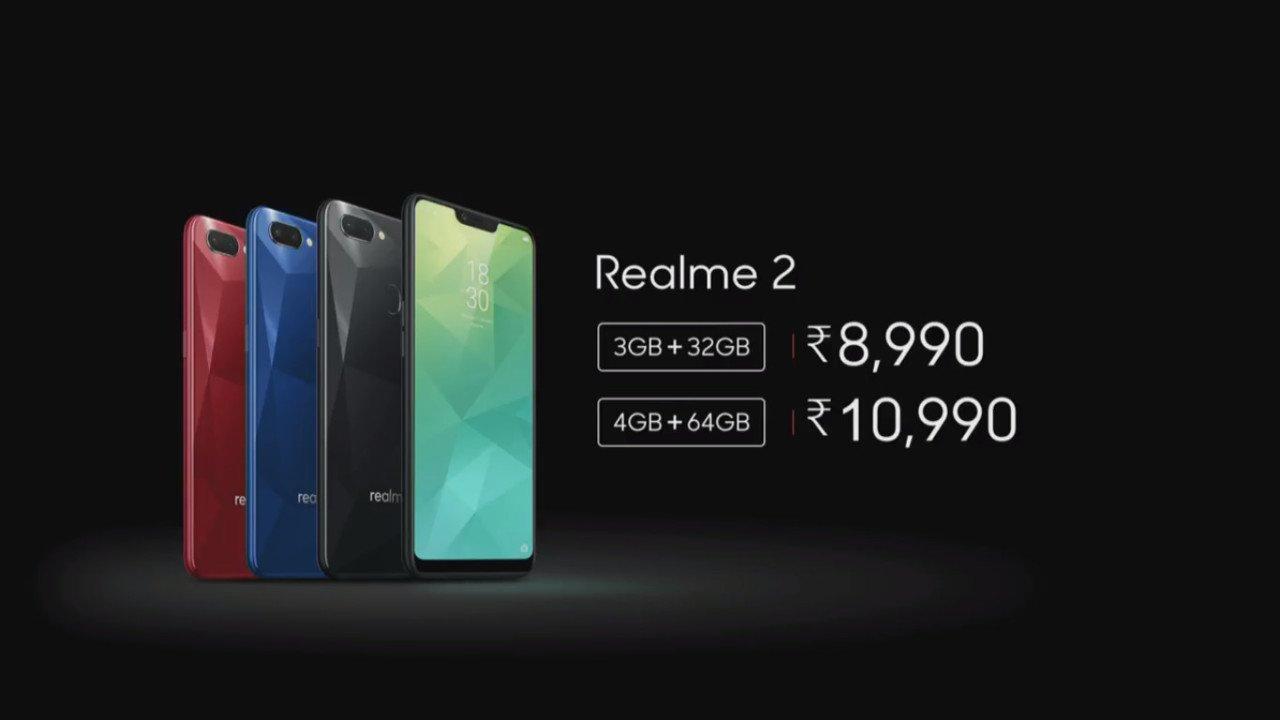 Tabletowo.pl Realme 2 - zdaniem Oppo tak powinny wyglądać tanie smartfony z Androidem Chińskie Nowości Smartfony