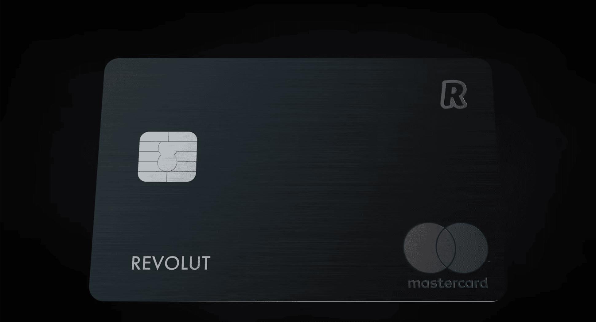 Wiadomo już, ile chętni będą musieli zapłacić za metalową kartę Revoluta. Sporo 18