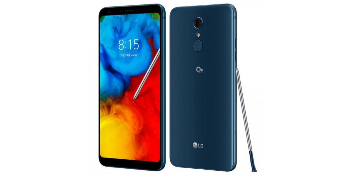 Tabletowo.pl Premiera LG Q8 2018 to kolejne, dziwne posunięcie LG Android LG Nowości Smartfony