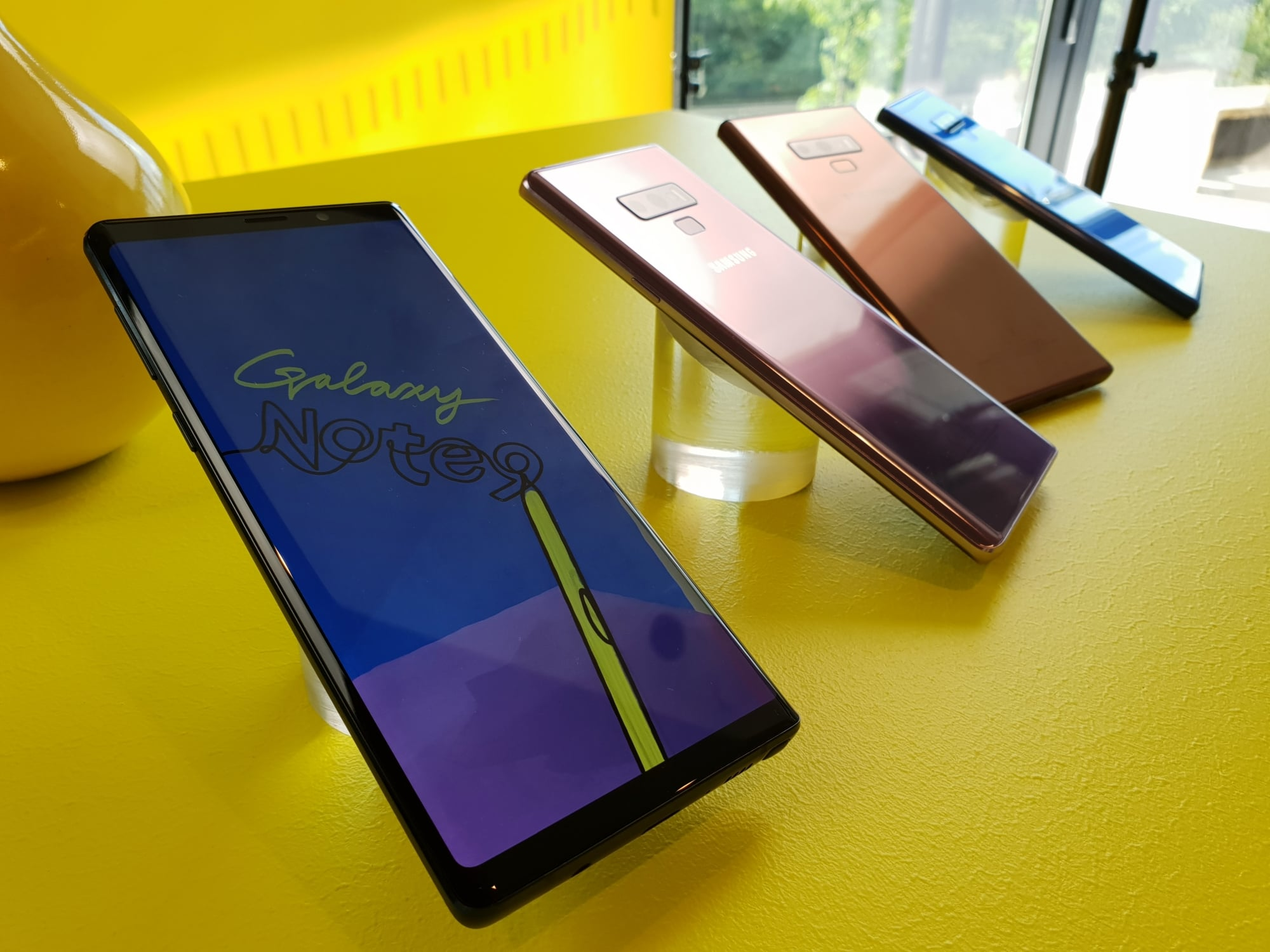Tabletowo.pl Nowe funkcje rysika S Pen sprawią, że zaczniesz z niego korzystać. Samsung Galaxy Note 9 - pierwsze wrażenia Android Nowości Samsung Smartfony