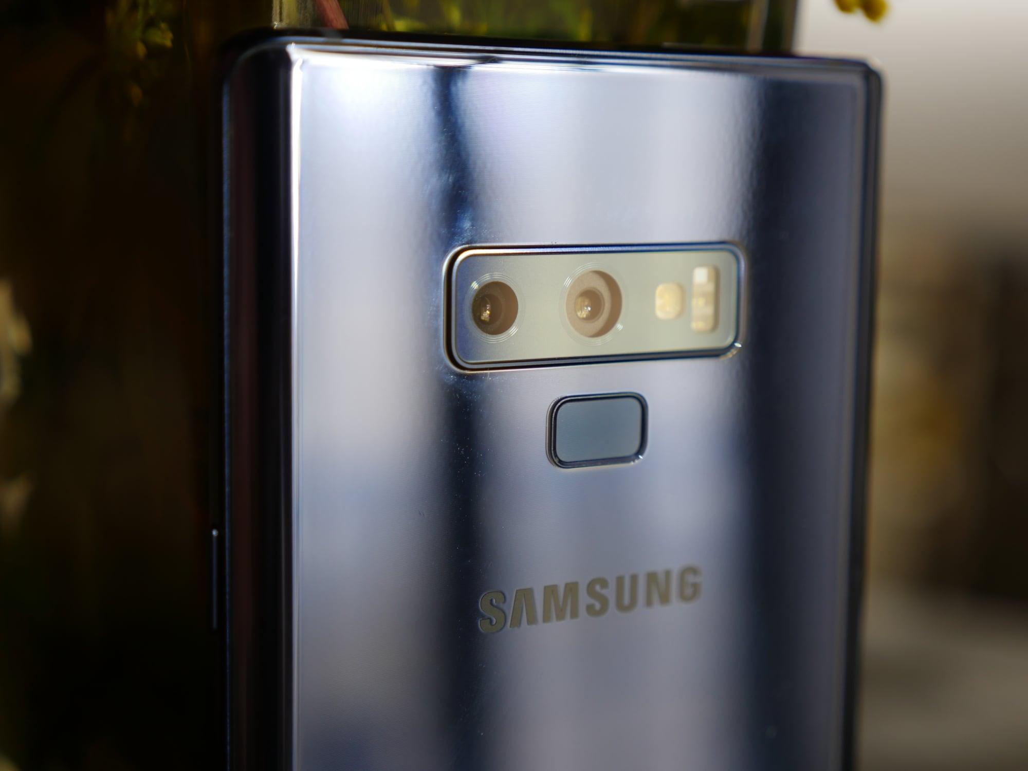 Tabletowo.pl Galaxy Note 9 nie robi tak dobrych zdjęć i filmów jak Huawei P20 Pro. Przynajmniej według DxOMark Android Huawei Samsung Smartfony