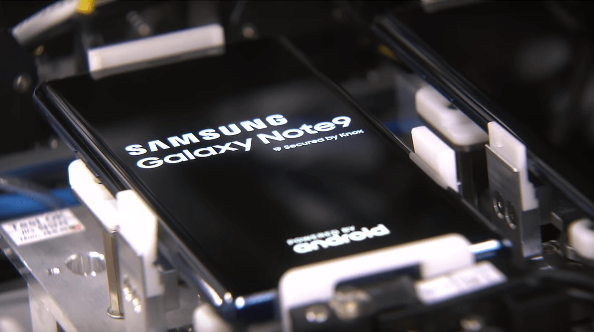 Tabletowo.pl Tak się robi smartfony. Samsung Galaxy Note 9 na linii produkcyjnej Ciekawostki Samsung Smartfony