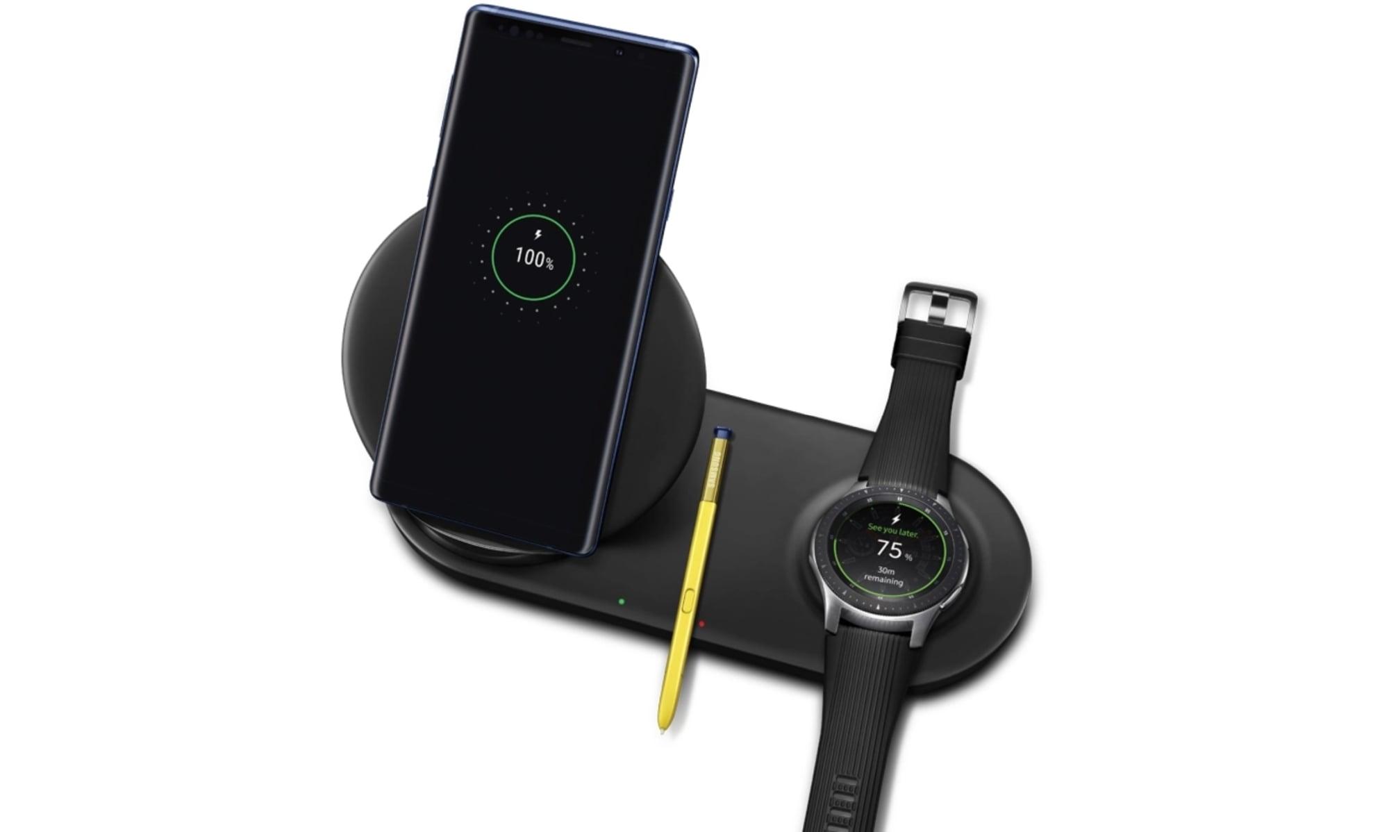 Kusząca oferta przedsprzedażowa nowego zegarka - Galaxy Watch z podwójną ładowarką gratis 23