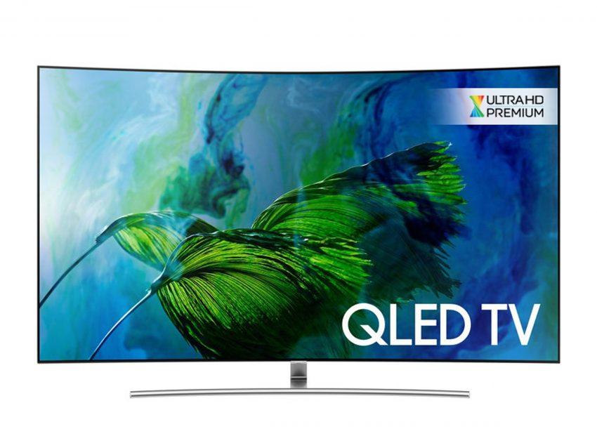 Tabletowo.pl QLED - telewizor z tuningowanym panelem LCD Co kupić Opinie Samsung Technologie TV