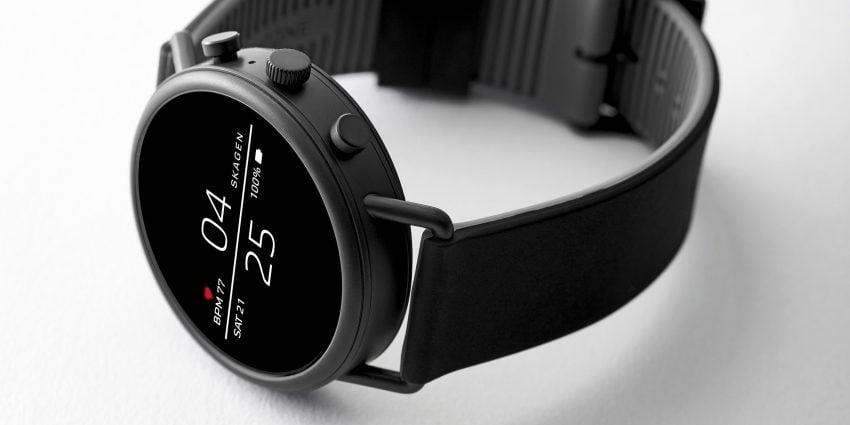 """Tabletowo.pl """"Nareszcie jakiś ładny smartwatch z Wear OS"""" - mówią ludzie, którzy widzieli zegarek Skagen Falster 2, i ja ich rozumiem Android Nowości Wearable"""