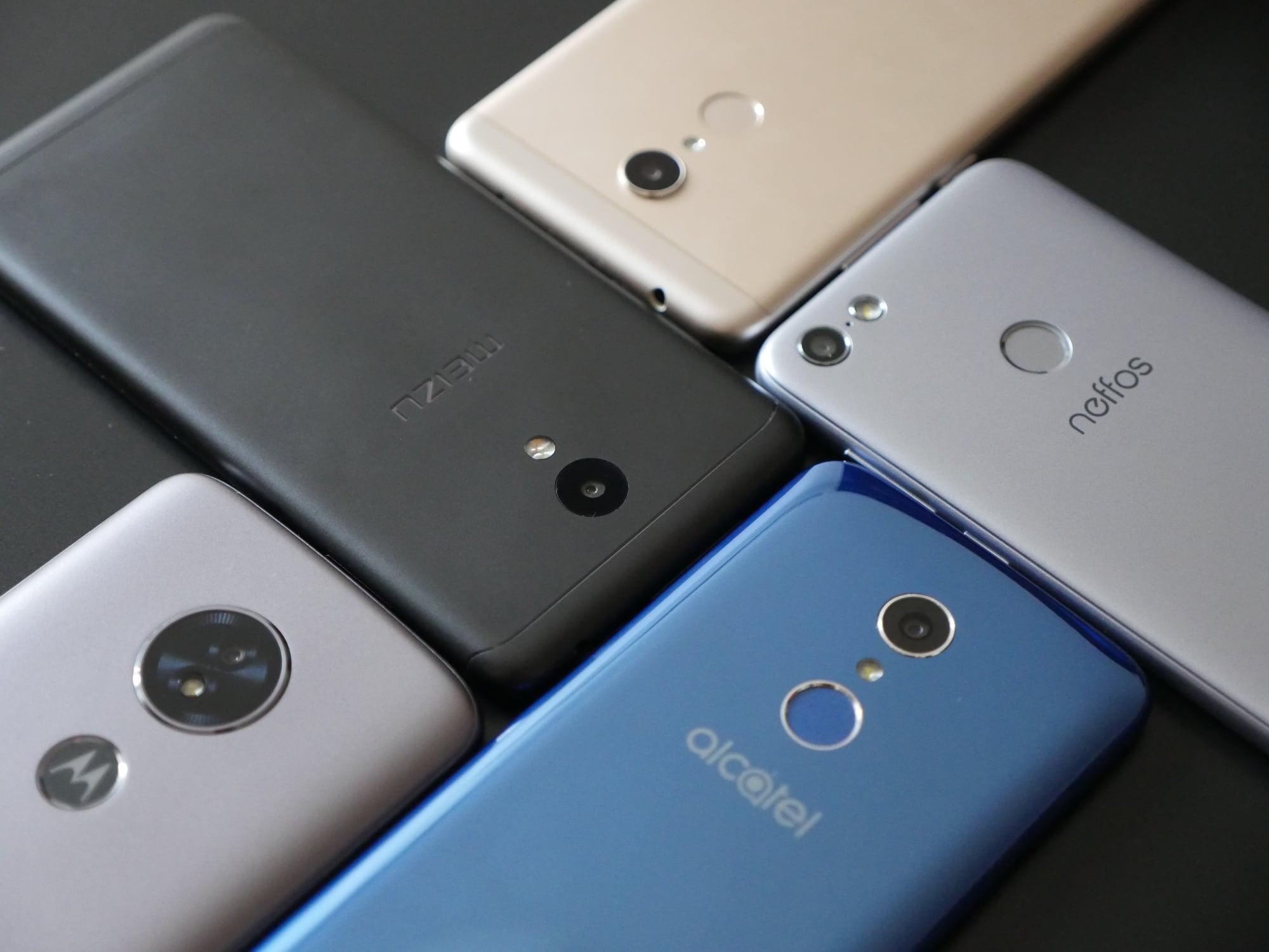 Czy wśród smartfonów do 500 złotych są jakieś perełki? 22