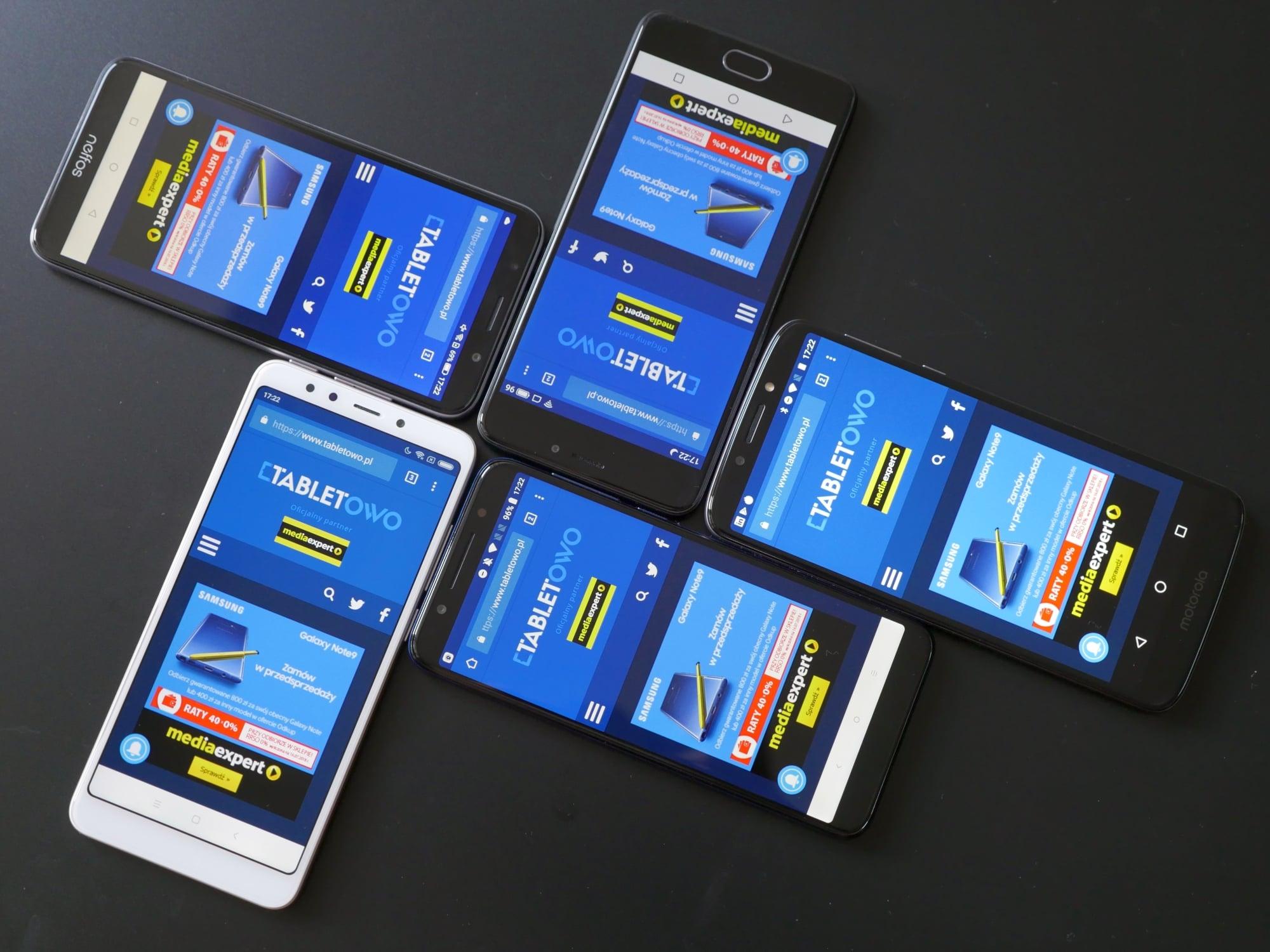 Gdybym dzisiaj kupował smartfon, to chciałbym, żeby miał takie parametry