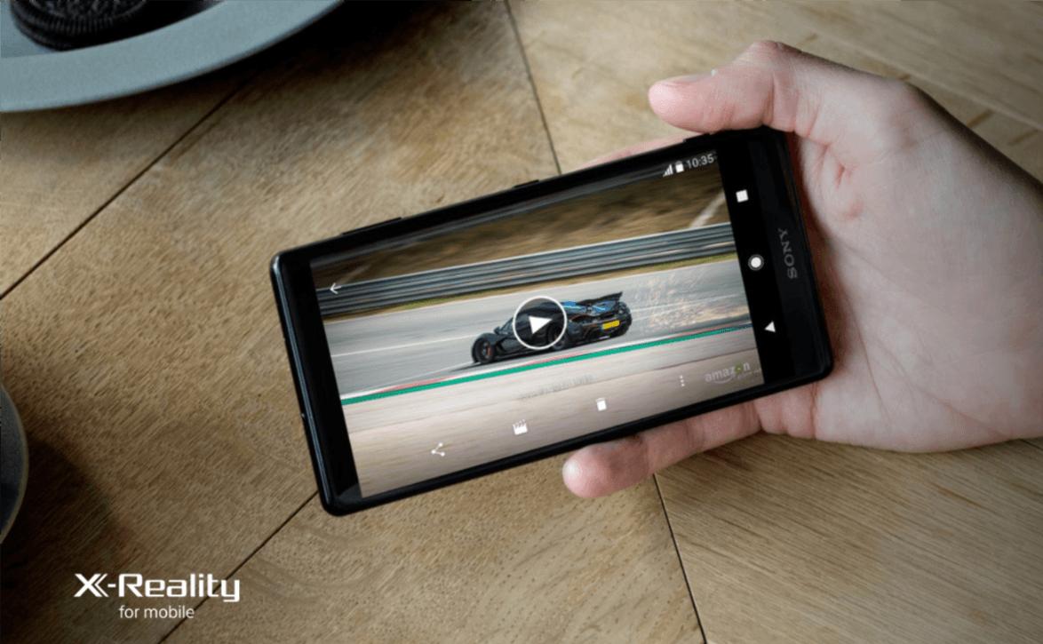 Sony Xperia XZ2 - multimedialne trzy razy tak 24