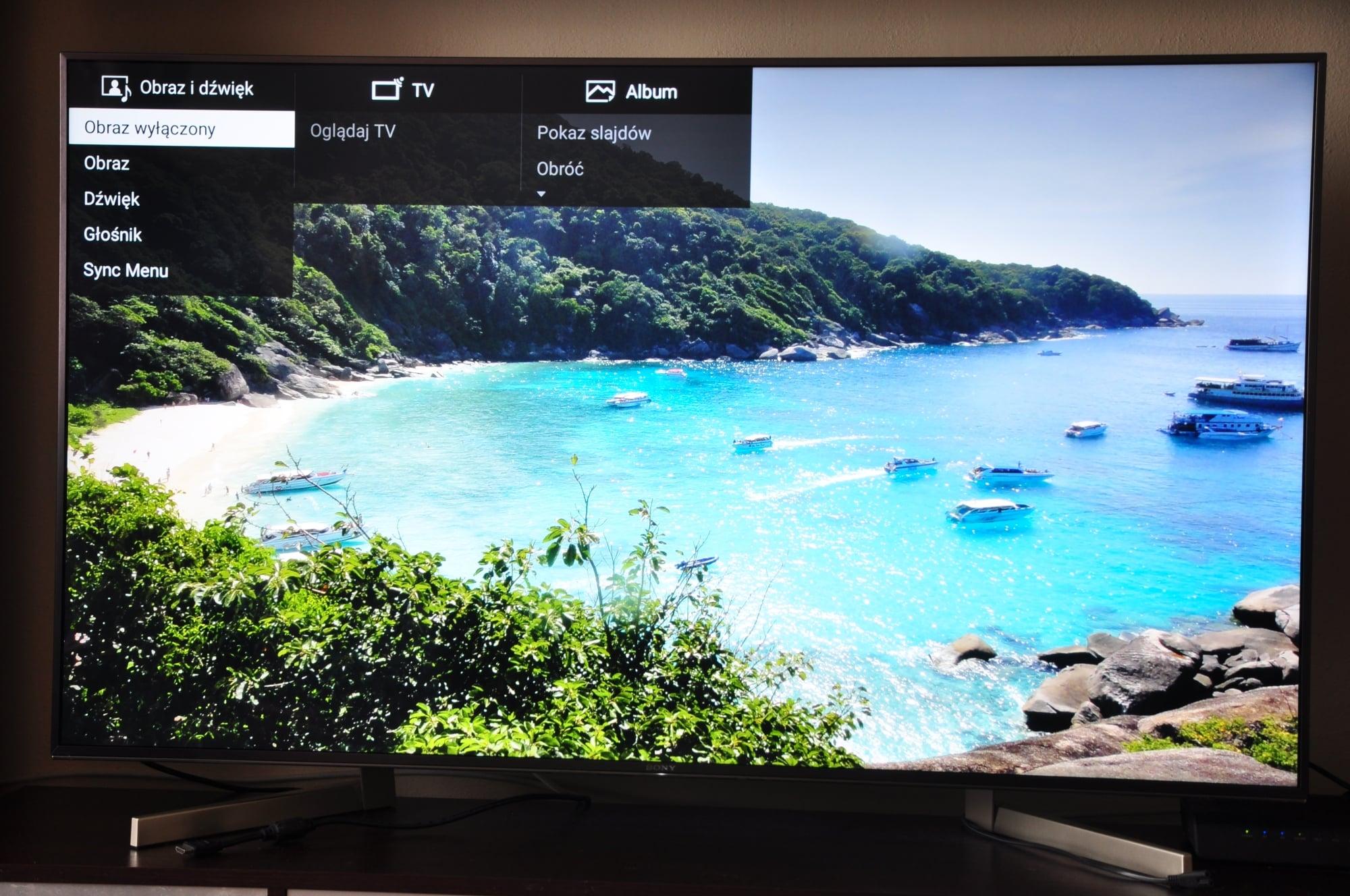 Tabletowo.pl Recenzja telewizora Sony XF90 4K - obraz, który po prostu cieszy oko Recenzje TV