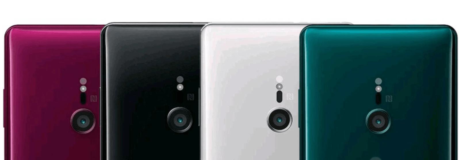 Całkiem ładne te Xperie XZ3 od HTC. Przepraszam - Sony! 18
