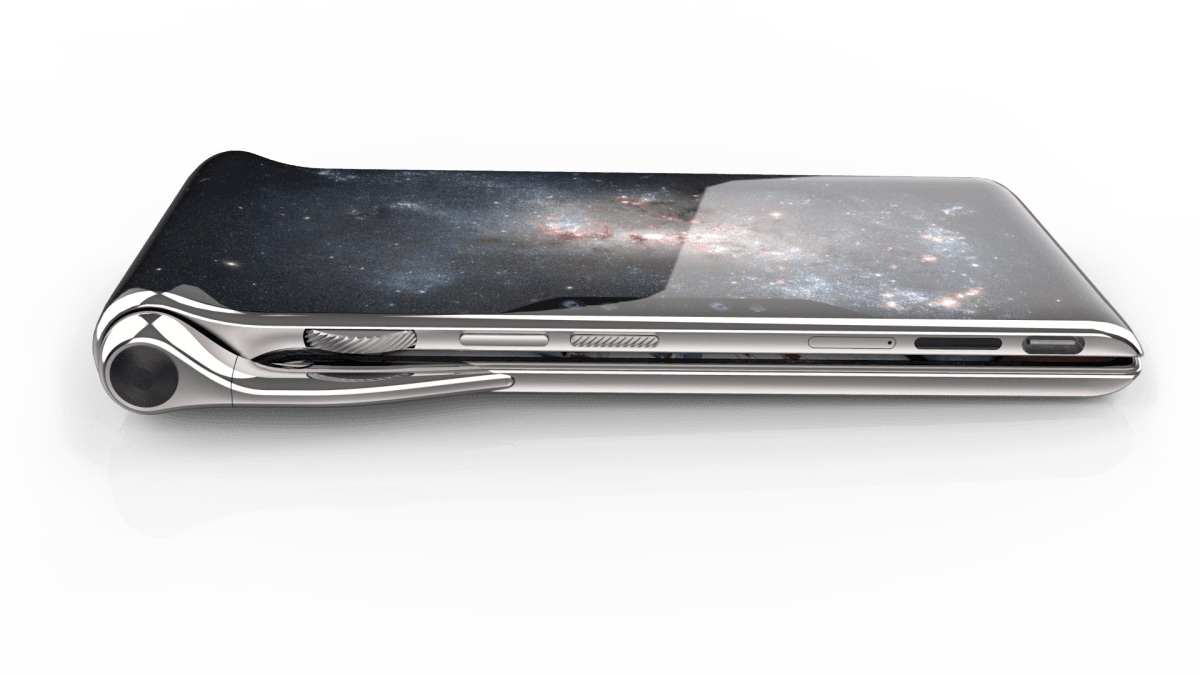 The Turing HubblePhone should be a smartphone with a cosmic
