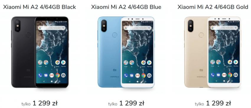 Tabletowo.pl Czy serwery wytrzymają? X-kom planuje szybką wyprzedaż Xiaomi Mi A2, 100 złotych taniej niż normalnie Promocje Smartfony Xiaomi