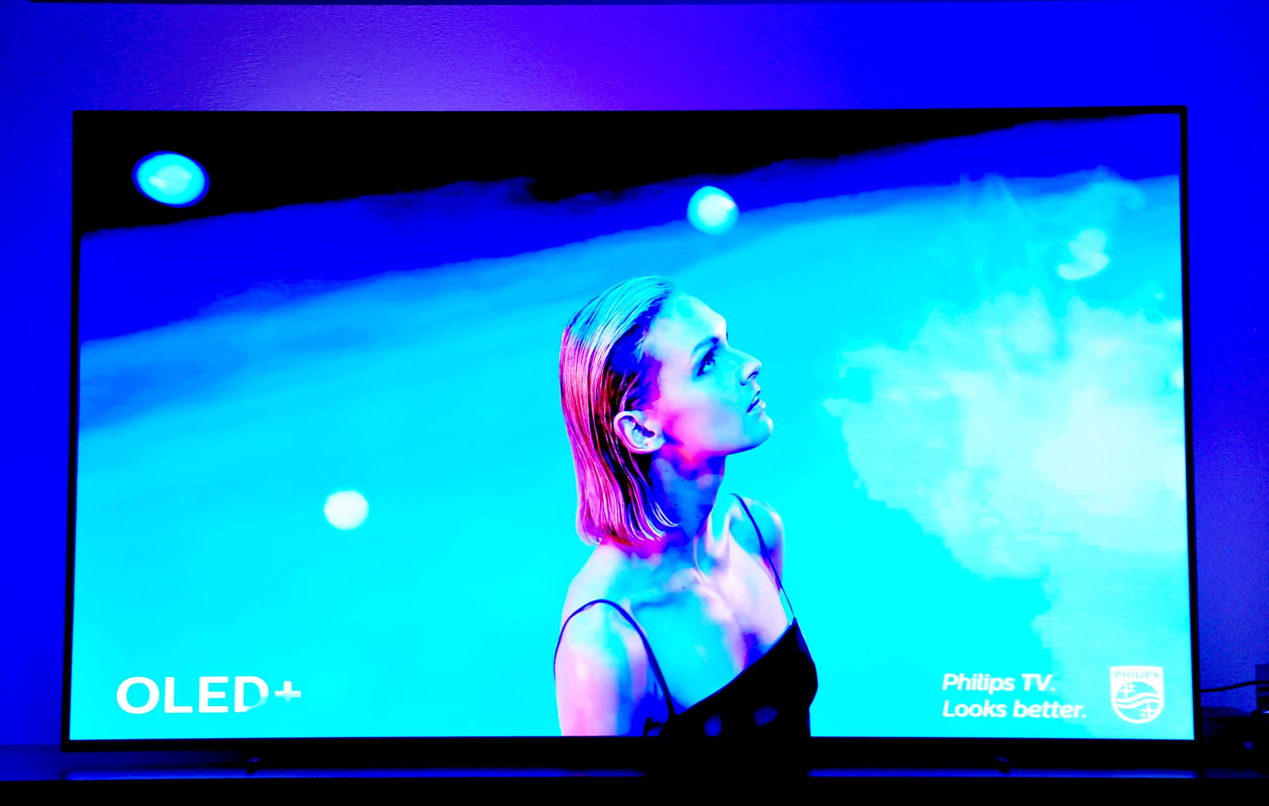 Recenzja Philips OLED 803/12 - Ambient obrazu i dźwięku 23