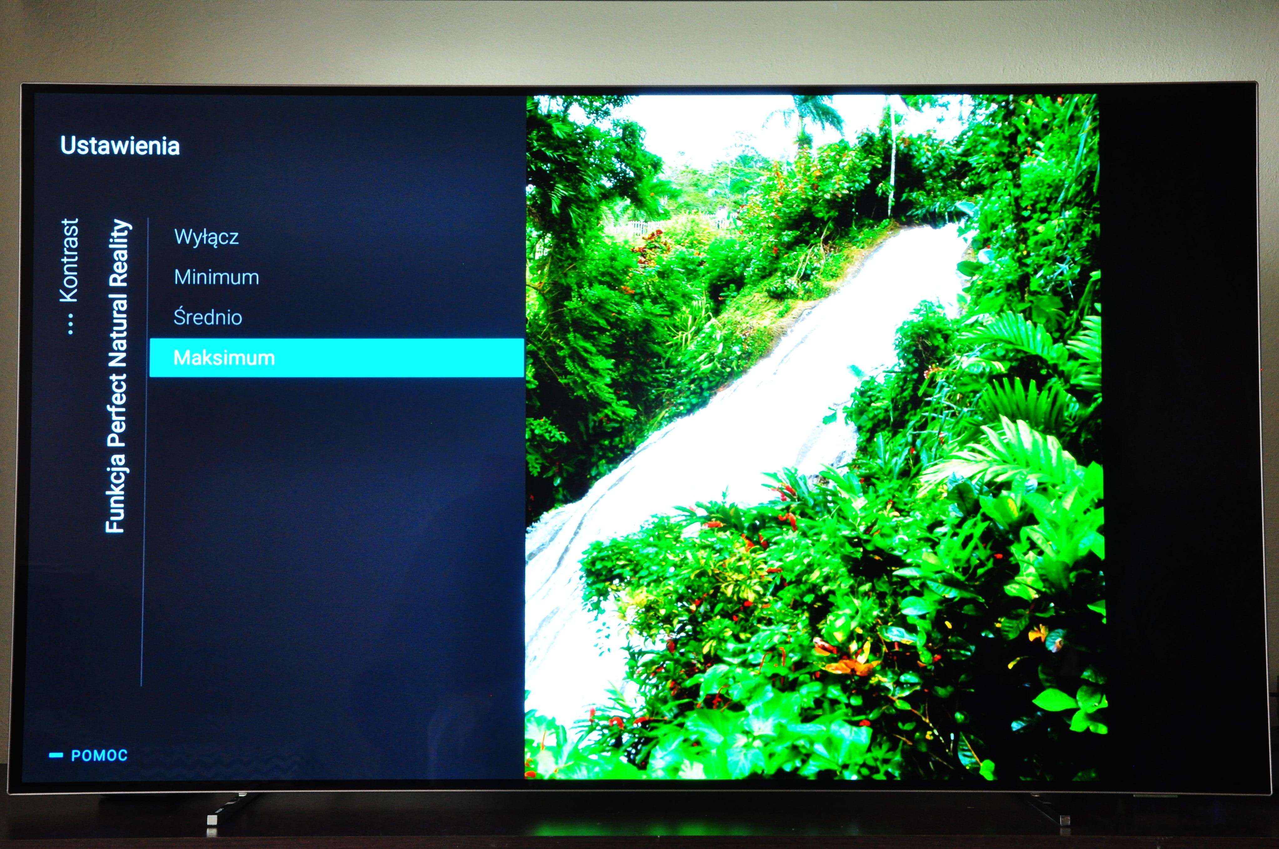 Recenzja Philips OLED 803/12 - Ambient obrazu i dźwięku 27