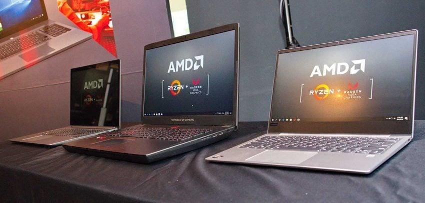 Tabletowo.pl Nowe procesory AMD Ryzen dla latopów. Czy Intel ma się czego obawiać? AMD Nowości Technologie