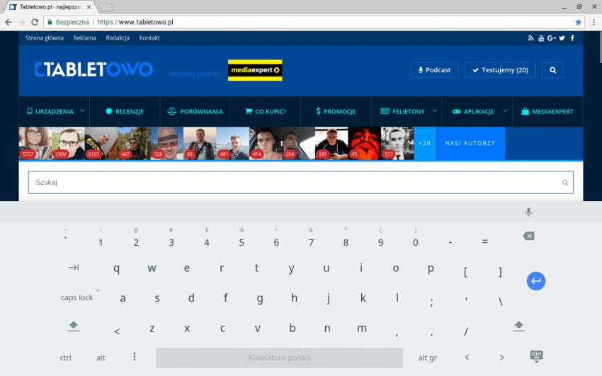 Tabletowo.pl CloudReady, czyli zrób sobie Chromebooka Ciekawostki Opinie Oprogramowanie Systemy