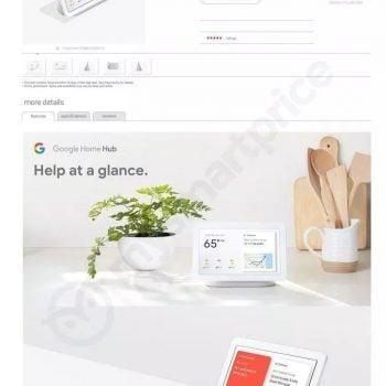 Tabletowo.pl Google pracuje nad głośnikiem z ekranem - Google Home Hub. Premiera zapewne 9 października Google Plotki / Przecieki Smart Home