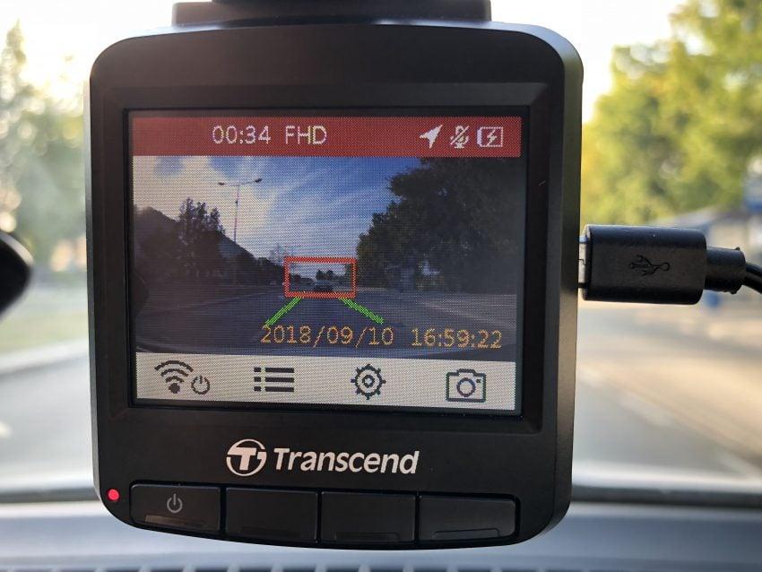 Tabletowo.pl Recenzja Transcend DrivePro 230 - wideorejestratora, który ma zwiększyć Twoje bezpieczeństwo na drodze Akcesoria Moto Recenzje