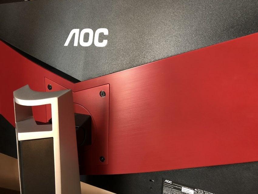 Tabletowo.pl AOC Agon AG241QX - monitor, który chciałby podbić serca graczy (recenzja) Opinie Recenzje Sprzęt