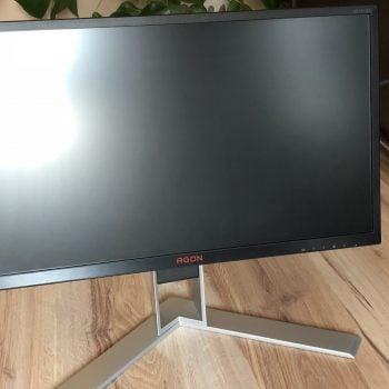 AOC Agon AG241QX - monitor, który chciałby podbić serca graczy (recenzja)