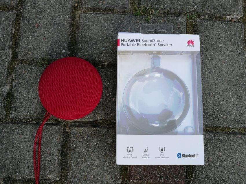 Tabletowo.pl Krótka recenzja bezprzewodowego głośnika Huawei SoundStone CM51 Akcesoria Audio Recenzje