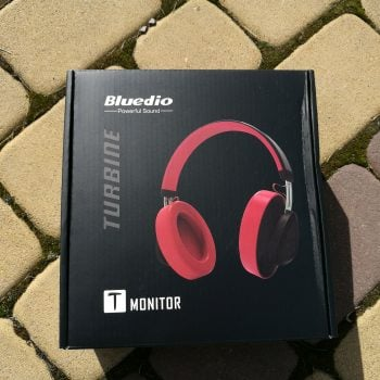 Tabletowo.pl Recenzja Bluedio T Monitor - bezprzewodowych słuchawek nausznych za niecałe 80 złotych Audio Chińskie Recenzje