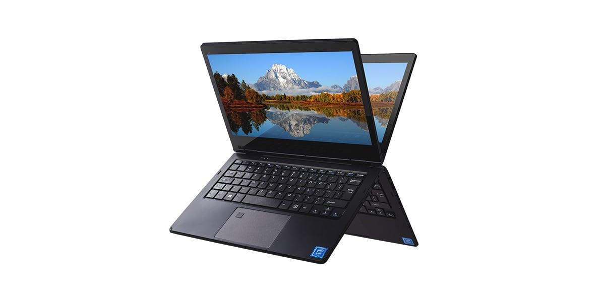 Tabletowo.pl Konwertowalny laptop 360° Hykker Hello od czwartku w Biedronce - niezłe parametry w atrakcyjnej cenie Hybrydy Windows