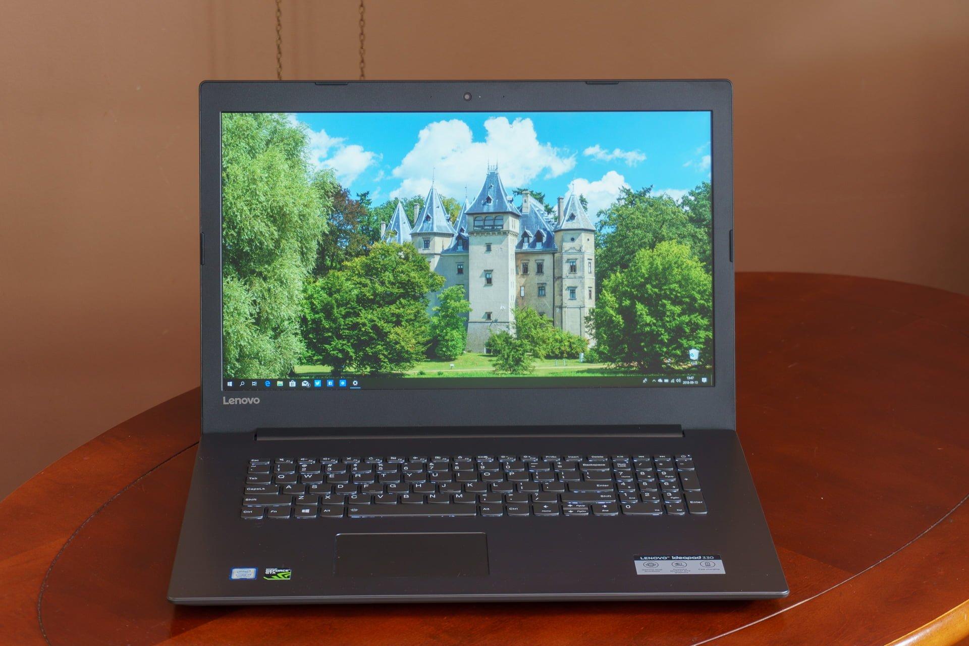 Recenzja Lenovo IdeaPad 330-17ICH – zwykły plecak nie wystarczy