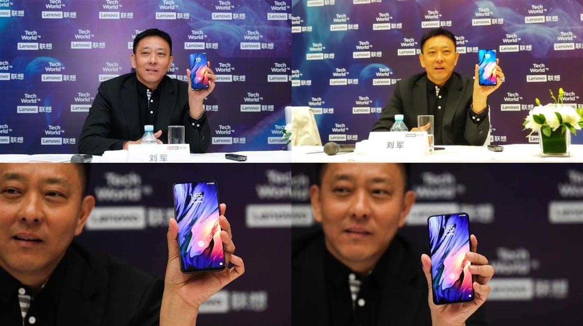 Tabletowo.pl Rozsuwany Lenovo Z5 Pro zadebiutuje dopiero w październiku, ale już możemy zobaczyć, jak wygląda Android Lenovo Smartfony