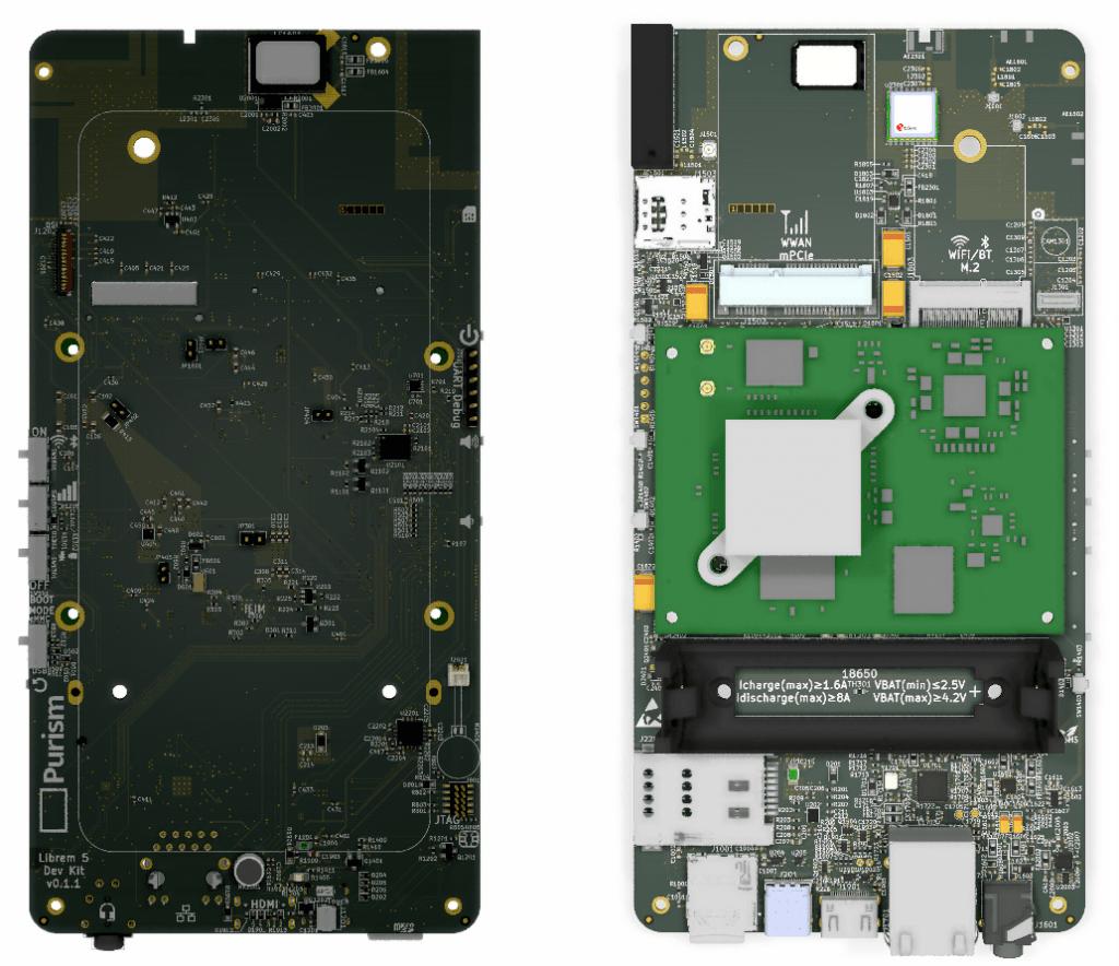 """Rynkowa premiera Librem 5 - pierwszego smartfona z """"prawdziwym Linuksem """" - opóźniona o kilka miesięcy 18"""