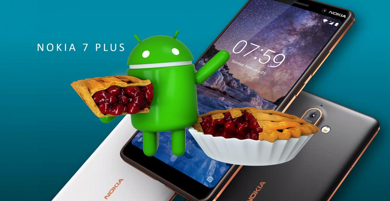 Tabletowo.pl Co ma Nokia 7 Plus, czego nie ma większość smartfonów z Androidem? Aktualizację do Androida 9.0 Pie Android Nokia Smartfony