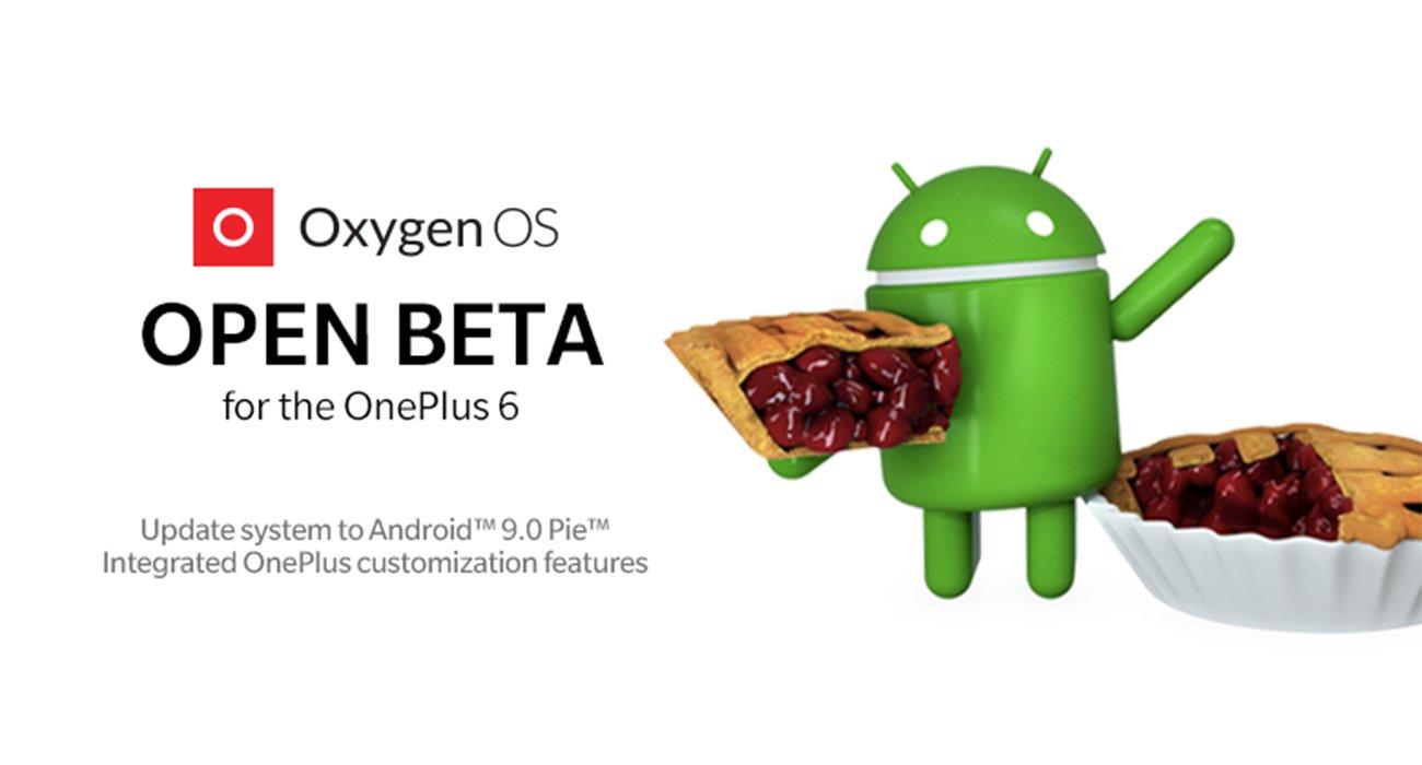 Tabletowo.pl Nareszcie! Na OnePlus 6 zawitała beta Androida 9.0 Pie Aktualizacje Android OnePlus Smartfony